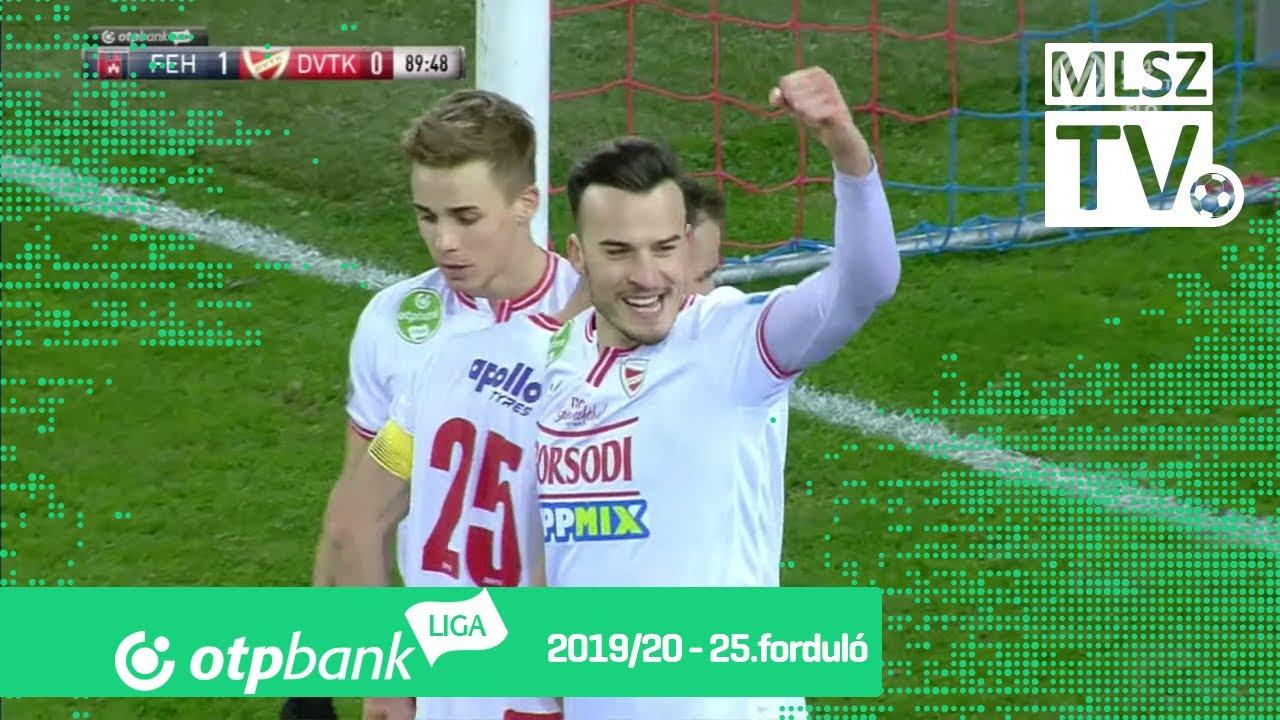MOL Fehérvár FC – DVTK | 1-1 | (0-0) | OTP Bank Liga | 25 ...