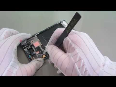 Samsung Galaxy Note 3 N9005 Display Reparatur - handyreparatur123