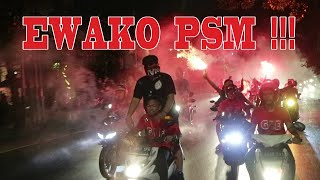 VLOG #21 BHAYANGKARA UNITED VS PSM | EWAKO PSM !!!!! @STADION PTIK