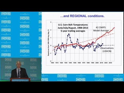 Global Warming / Climate Change Hoax - Dr. Roy Spencer (1)