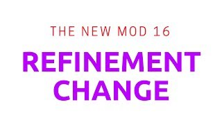 Mod 16 Neverwinter Refinement Changes - You Can EXCHANGE Things!