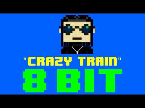 Crazy Train (8 Bit Remix Cover Version) [Tribute to Ozzy Osbourne] - 8 Bit Universe