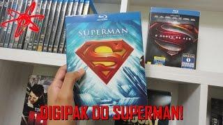 [Blu-ray] The Superman Motion Picture Anthology - Digipak