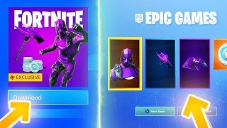 GET THE SKIN *DARK VERTEX* WITHOUT XBOX ONE IN FORTNITE! EXCLUSIVE SKINS