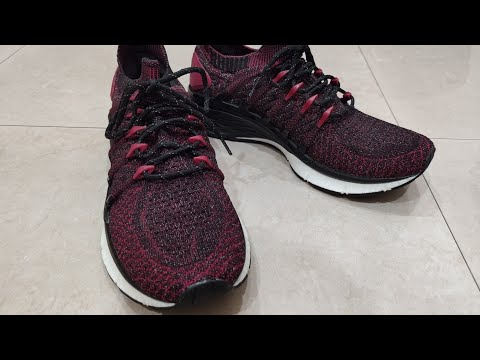 The MiJia Sports Shoes V3.0 Feet-On Review! The BEST Sneaker Under 30 USD!