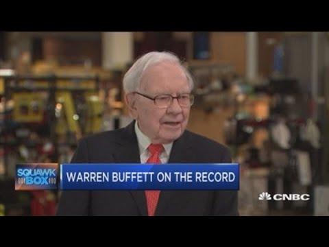 How Warren Buffett approaches writing Berkshire Hathaway's letter to shareholders