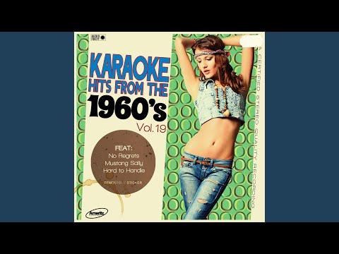Hard To Handle (In The Style Of Otis Redding) (Karaoke Version)