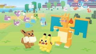 Pokémon Quest: The First 14 Minutes (Pokémon Let's Go)