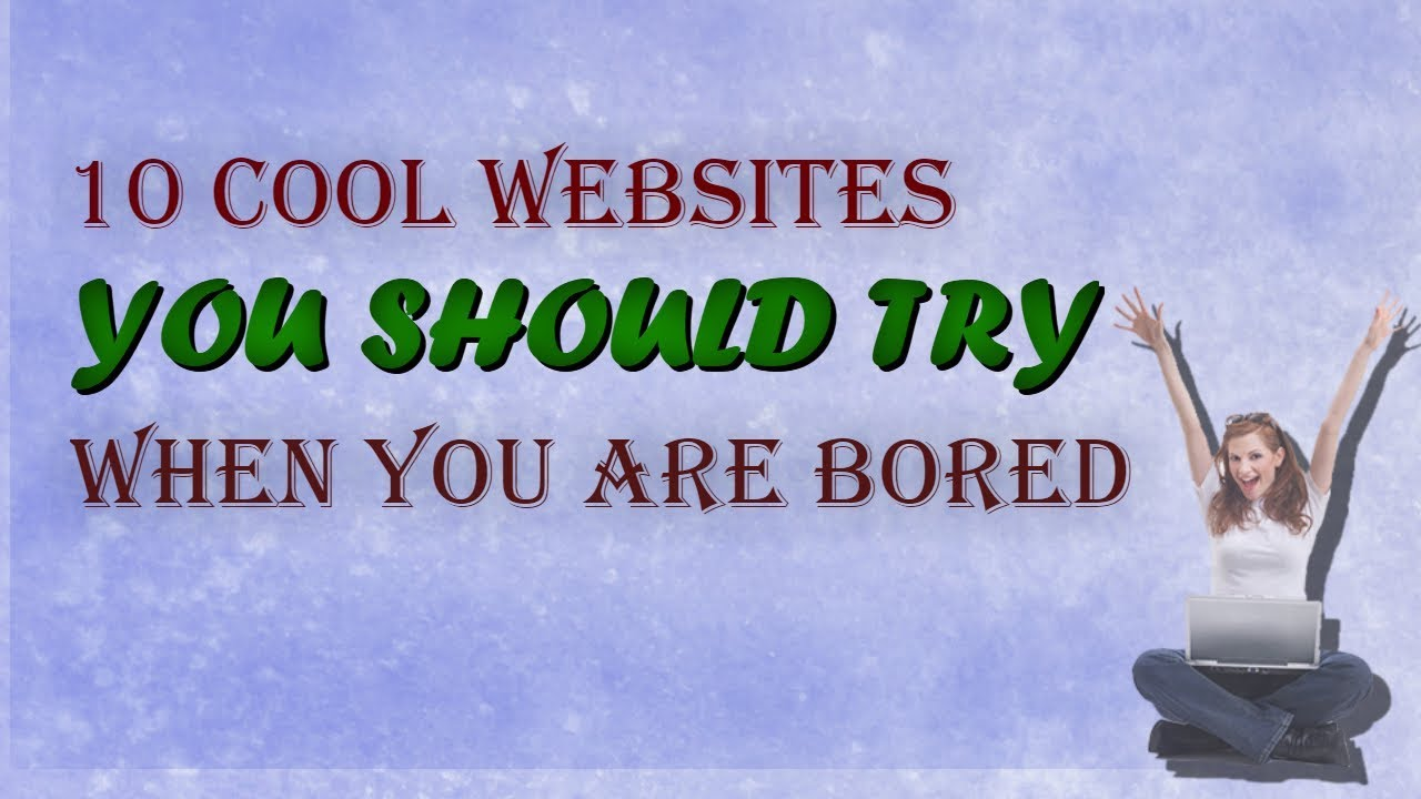 Top Amazing interesting website to pass your time?Random fun things to do  on the internet?