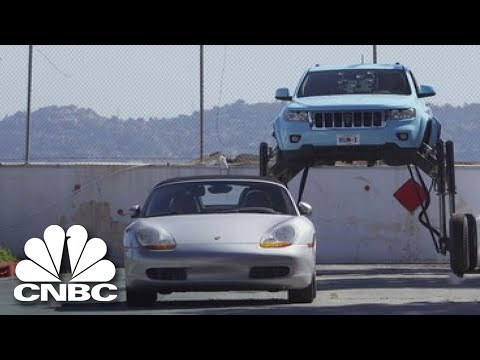 Jay Leno Overrides Traffic In This Transforming Jeep Grand Cherokee | Jay Leno's Garage | CNBC Prime
