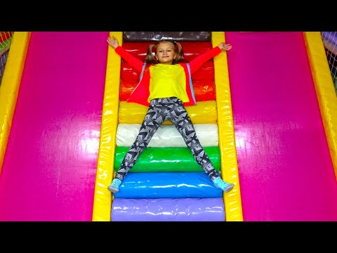 The Best Indoor Playground Kids Activities | Video For Kids