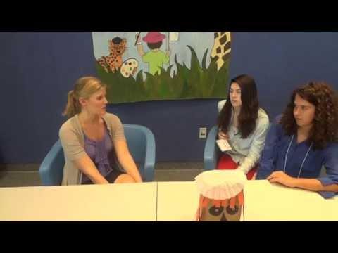 Child Life Interview at Johns Hopkins 70th Anniversary Celebrating Distinguished Child Life Program