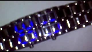Iron Samurai Led часы для каждого мужчины(, 2014-02-23T19:59:54.000Z)