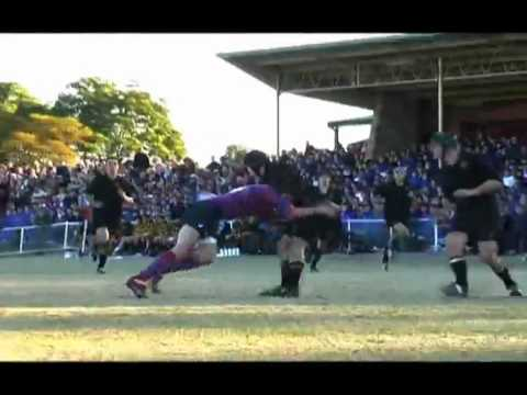 Kurtley Beale High School Highlights