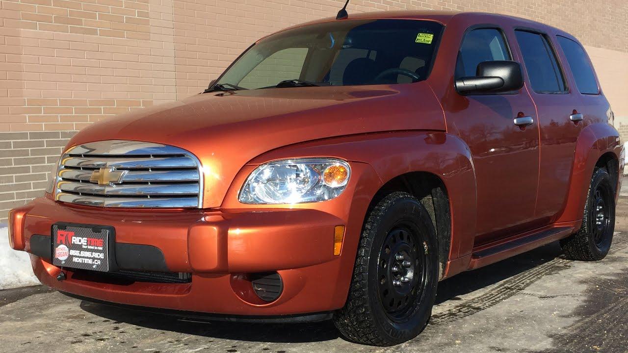 All Chevy 2010 chevy hhr problems : 2007 Chevrolet HHR LS - A/C, Automatic, Power Windows & Locks ...