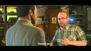 Grand Theft Auto 5. Релизный трейлер
