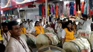 HD: Pune Dhol Tasha Pathak 2018   ( Indian Dhol-tasha )