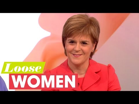 Nicola Sturgeon On Her Changing Image And SNP Victory | Loose Women