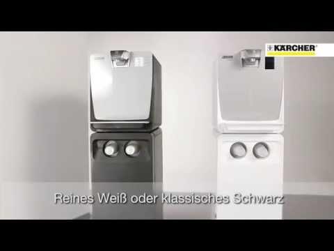 Kärcher Wasserspender WPD 100, 200 und 600