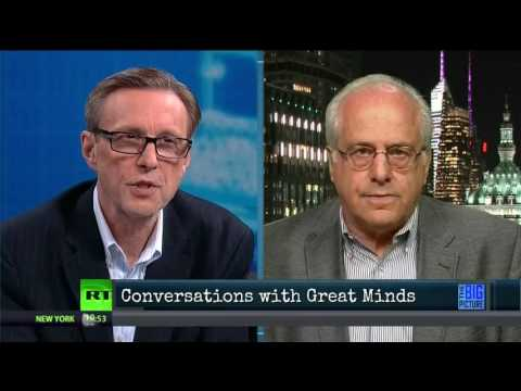 Great Minds - Richard Wolff - Here Are The Alternatives To Capitalism...