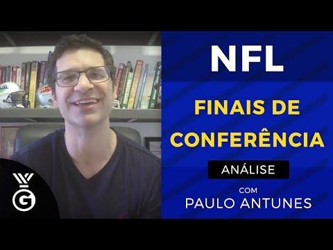 Patriots e Eagles vão para o Super Bowl! Paulo Antunes analisa as finais de conferência