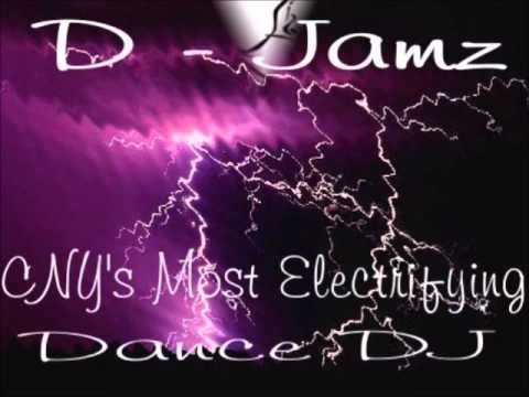 D-Jamz custom DJ drop