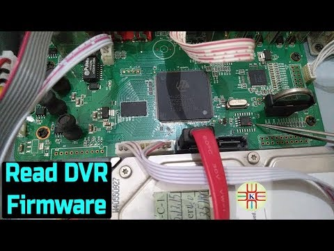How To Read And Save A Backup Of DVR Firmware. Complete Guide In Urdu/Hindi