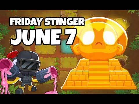 BTD6 Friday Stinger; Get Lucky - June 7 2019
