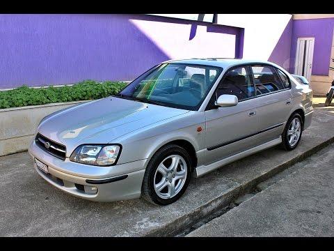 Subaru Legacy 1999 2.5 Limited Sedan 156hp
