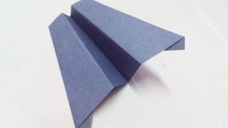 How To Make An Origami Plane That Flies - 2
