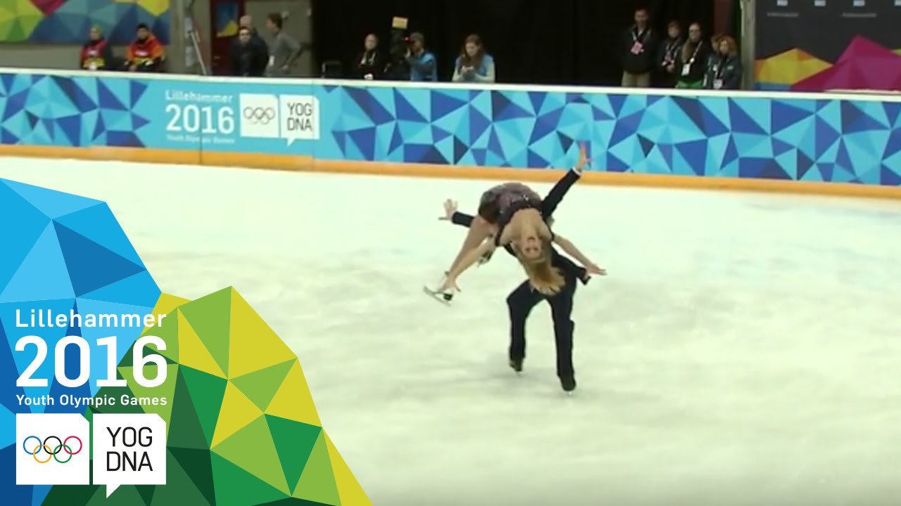 Figure skating ice dance short dance lillehammer 2016 youth figure skating ice dance short dance lillehammer 2016 youth olympic games youtube voltagebd Gallery
