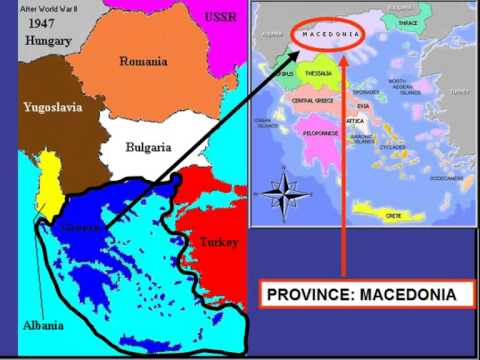 The macedonian issue