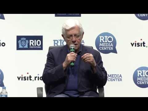 13.08.16 - RioMediaCenter - COLETIVA: Secretário Moreira Franco