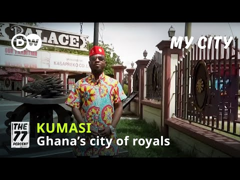 Explore Kumasi | Ghana's second-largest city
