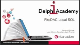 Delphi Firedac Sqlite Example - Жүктеу