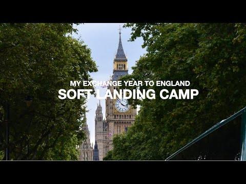Soft Landing Camp i London - Stina vlogg #1