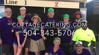 Caluda's Cottage Catering: A Crawfish Tail 2018