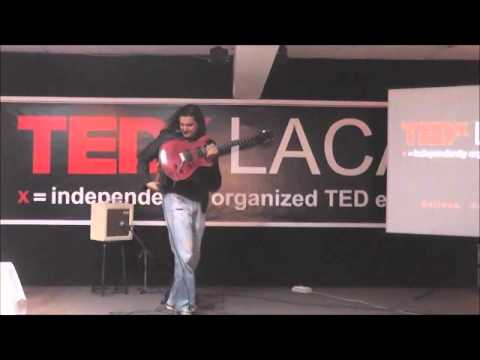 TEDxLACAS - Mikal Hasan - Pantagruel