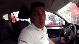 David Han présente le parcours des Championnats de France CLM de Saint-Omer