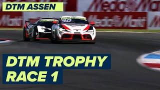 RE-LIVE DTM Trophy - Race 1 Assen   2021