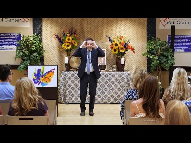 Joyous Living! Keep it Simple, Sacred & Sincere - Rev. Keith Horwitz, Spiritual Director