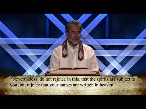 Immersion 5777 - Shabbat Service at House of David