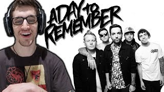 Скачать ABCs Of Metal D A DAY TO REMEMBER The Downfall Of Us All REACTION