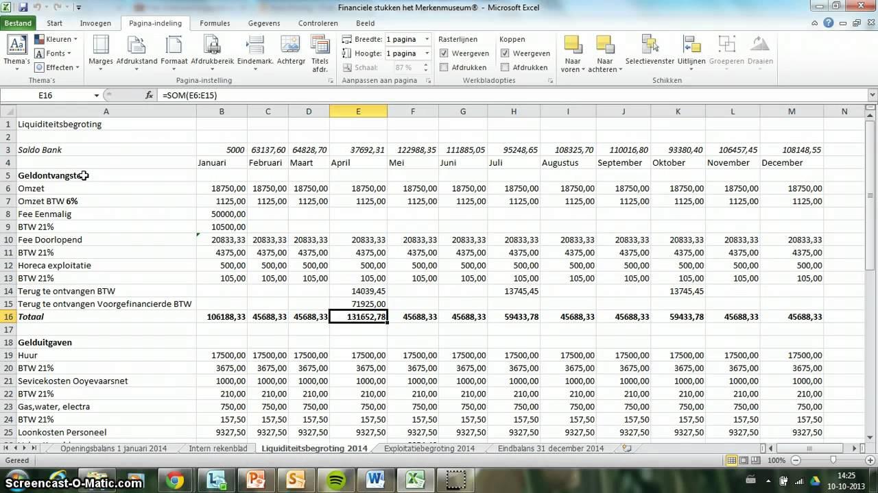 business plan opstellen horeca total brugge