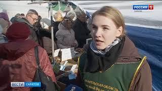 У саратовцев появилась возможность отведать ягоды и грибы из Архангельской области