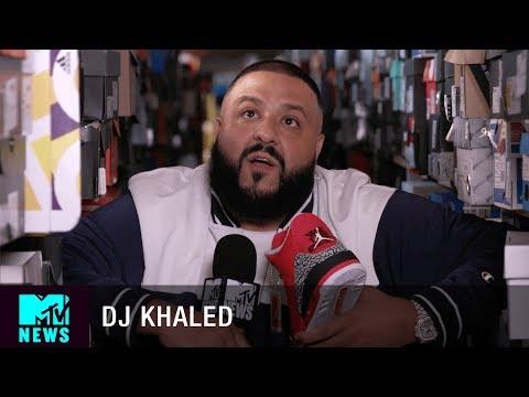 DJ Khaled on Working With Rihanna on 'Wild Thoughts' | MTV News