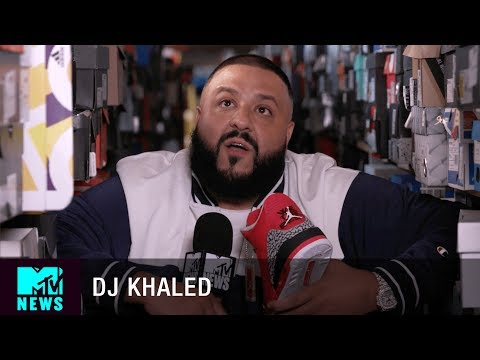 Download Youtube: DJ Khaled on Working With Rihanna on 'Wild Thoughts'   MTV News