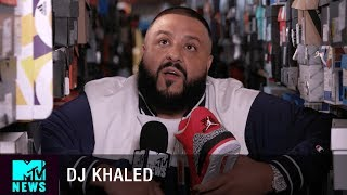 DJ Khaled on Working With Rihanna on 'Wild Thoughts' | MTV News