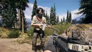 Освобождение трейлер парка близ озера Сильвер #4 - Far Cry 5
