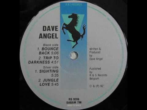 DAVE ANGEL Bounce Back (R&S RECORDS)